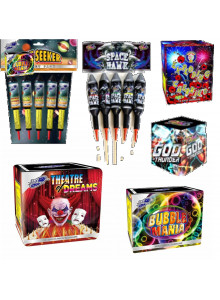 Fireworks Great Value...