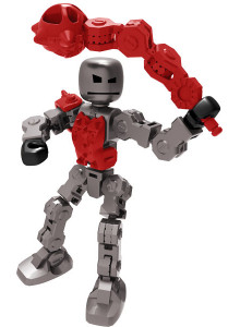 Klikbot figure Villain  Thrash