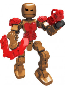 Klikbot figure Villain Blaze