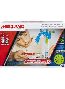 MECCANO Set 3 Geared...
