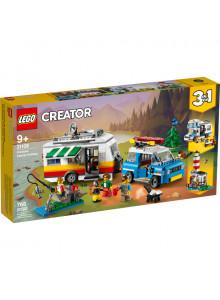 Lego Creator Caravan Family...