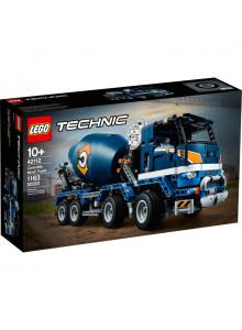 Lego Technic Concrete Mixer...