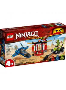 Lego Ninjago Storm Fighter...