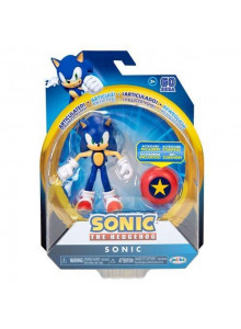 SONIC THE HEDGEHOG 4-INCH...