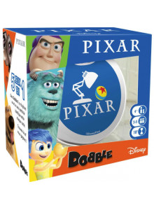 Dobble Pixar Edition Card Game