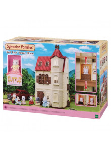 Sylvanian Families Red Roof...