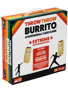 Throw Throw Burrito Extreme...