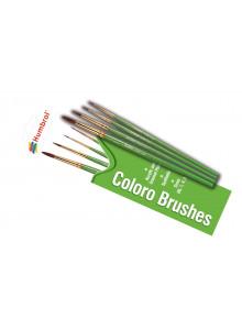 Humbrol Coloro Brush Pack -...