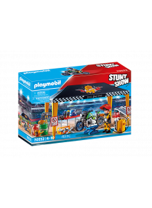 Playmobil  Stunt Show...