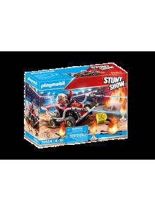 Playmobil  Stunt Show Fire...
