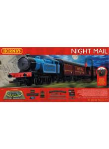 Hornby Night Mail Train Set...