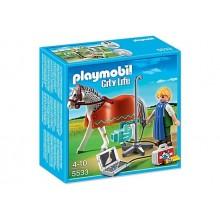 Playmobil Pet Clinic Horse...