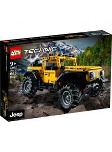 Lego Technic Jeep Wrangler...