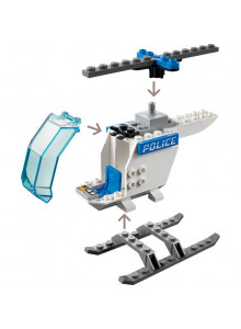 Playmobil  1.2.3  Santa Claus with Reindeer Sleigh  6787