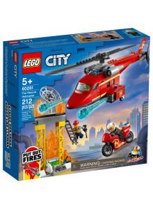 LEGO City Fire Rescue...
