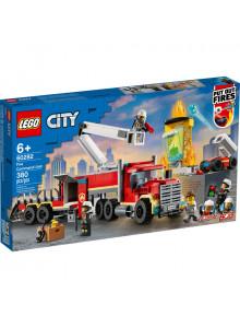LEGO City Fire Command Unit...