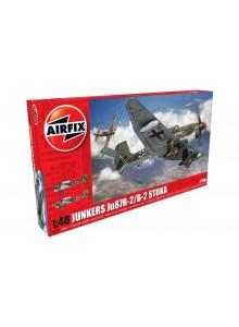 Airfix  Junkers Ju87R-2/B-2...