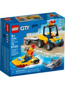 LEGO City Beach Rescue ATV...