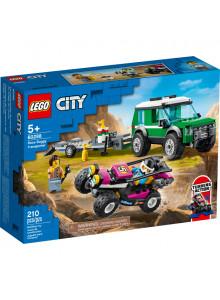 LEGO City Buggy Transporter...