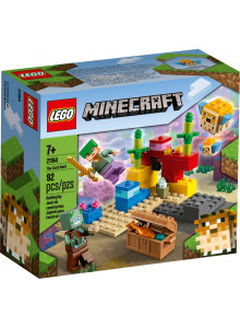 Lego Minecraft  The Coral...