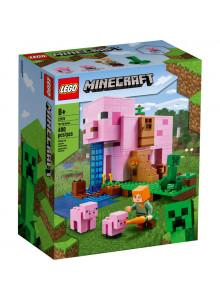 Lego Minecraft  The Pig...