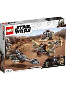 Lego Star Wars Trouble on...