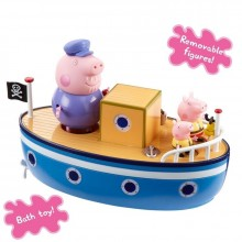 Peppa Pig Grandpa Pigs Bath...