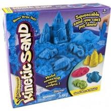 Kinetic Sand Blue - Sandbox...