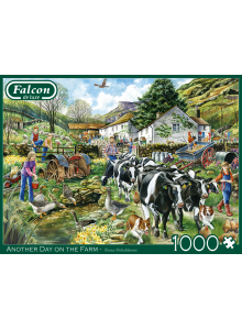Falcon Puzzles – Another...