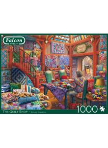 Falcon Puzzles – The Quilt...