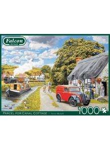Falcon Puzzles – Parcel for...