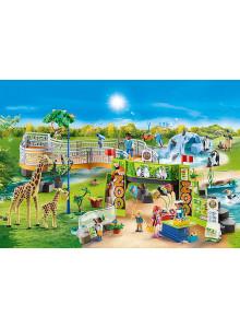 Playmobil  Large City Zoo...