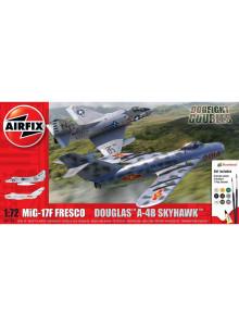 Airfix Mig 17F Fresco...