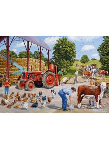 Gibson A Busy Farmyard...