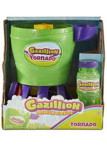 Gazillion Bubbles Tornado...