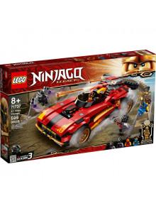 Lego Ninjago LEGO X-1 Ninja...