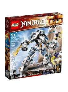 Lego Ninjago Zane's Titan...