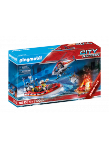 Playmobil Fire Rescue...