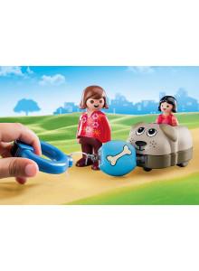 Playmobil 123   Dog Train...