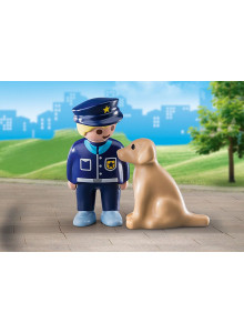 Playmobil 123    Police...