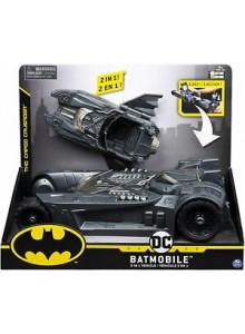 BATMAN, Batmobile and...