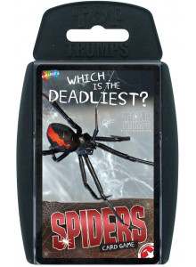 Spiders   Top Trumps Card Game