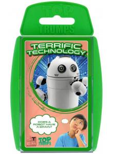 STEM: Terrific Technology...