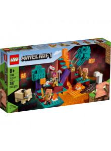 Lego Minecraft  The Warped...