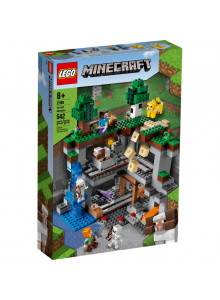 Lego Minecraft  The First...