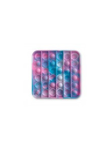 Tie Dye PUSH POPPERS  Square