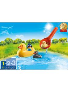 Playmobil 1.2.3 Aqua   Duck...