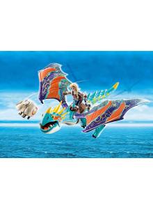 Playmobil Dragon Racing:...
