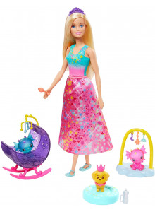 Barbie GJK51 Dreamtopia...