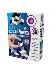 Happy Puzzle   ILLUSION CUBES